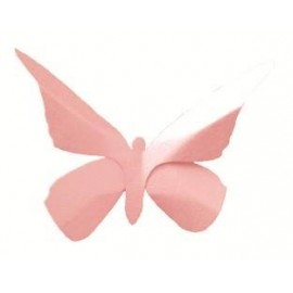 SET MARIPOSAS DECORATIVAS 3D X 5