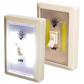 LUZ LED SWITCH ON OFF