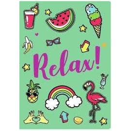 CUADERNO RELAX (CHICO)